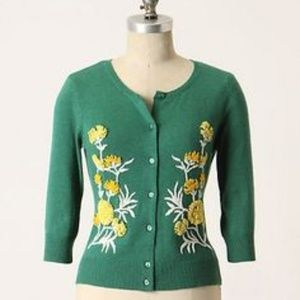 Tabitha From the Green cardigan sweater
